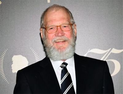 David Letterman headed back to talk TV with Netflix series