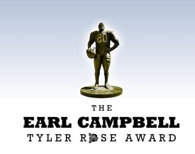 Cantrell on Earl Campbell Tyler Rose Watch List