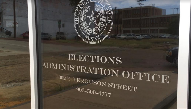 Deadline brings high voter registration turnout in Smith County