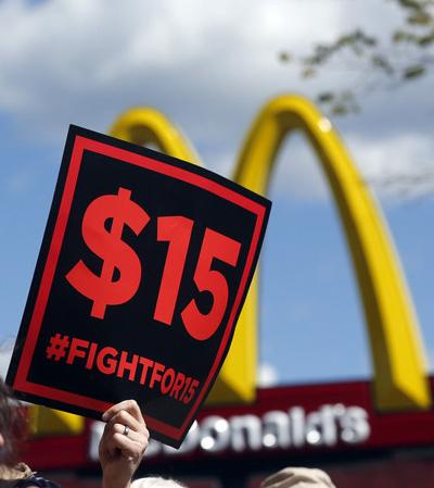 Pay to rise for millions as 19 states increase minimum wage