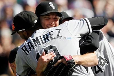 Tyler resident Humber part of White Sox's playoff chase