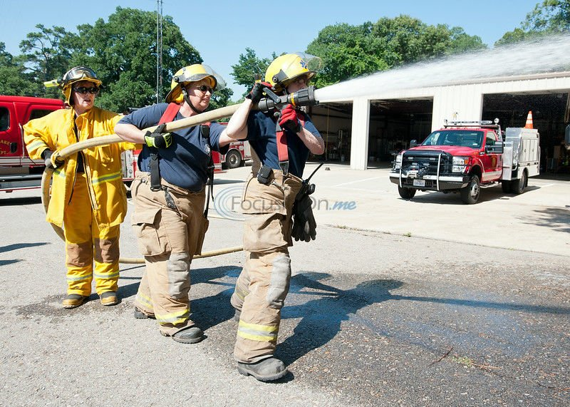 Burning Desire: Baby boomers answer call for fire department