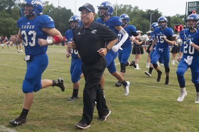 TAPPS Preview: Grace's Maddox returns to Canton, where coaching career began