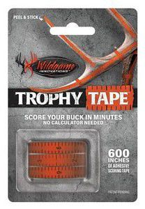 Wildgame Innovations Trophy Tape speeds buck scoring