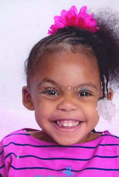 Local toddler wins pageant