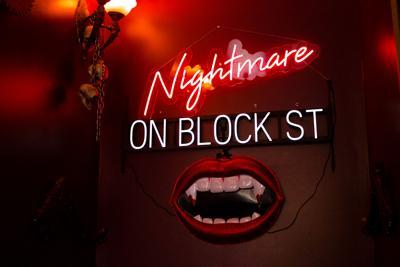 Nightmare on Block Street