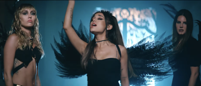 'Don't Call Me Angel'