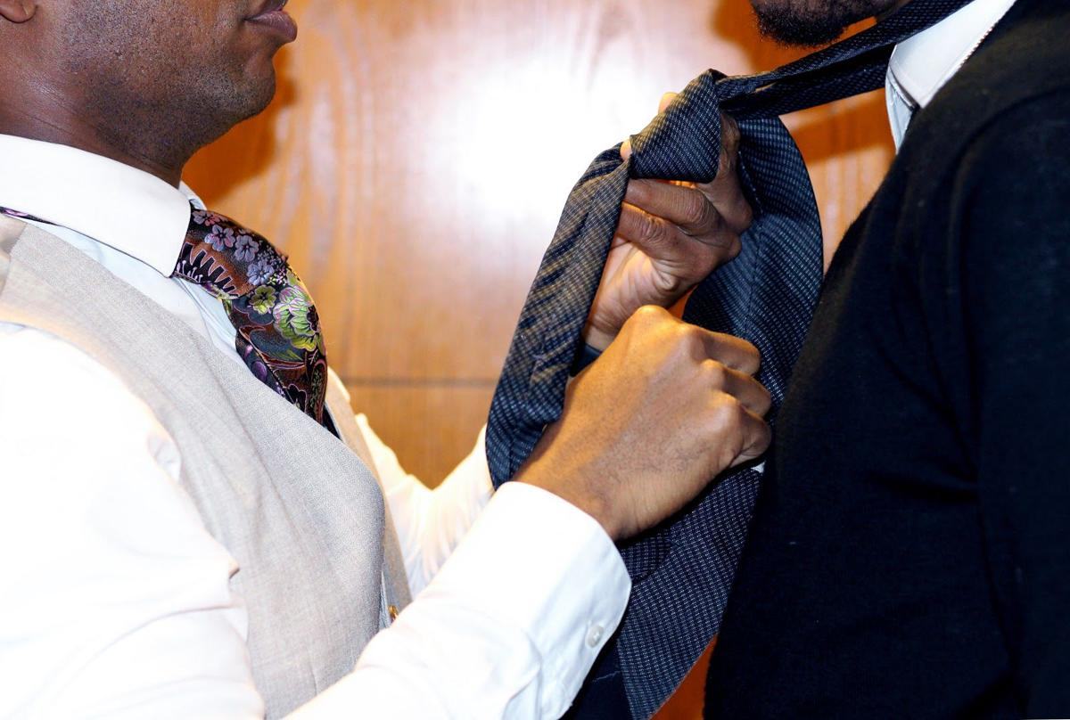 Networking and Professional Development Event Brings Black Men Together