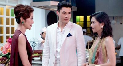 Crazy Rich Asians Shines a Lavish Light for On-Screen Representation