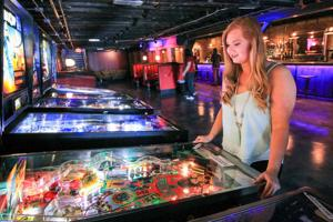 Unique Fayetteville Pinball Bar Evokes Nostalgia