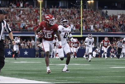 Arkansas vs. A&M Sept. 25