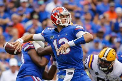 Arkansas Lands Former Florida QB Feleipe Franks