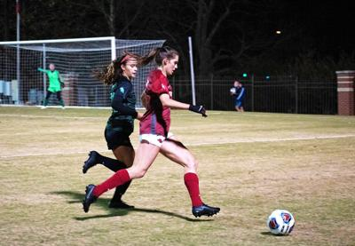 Hogs Take NCAA Round One Against UNT