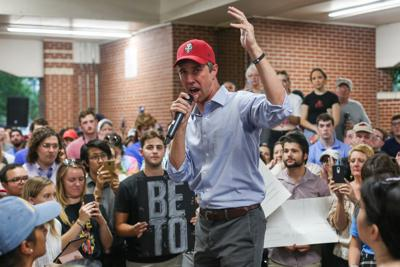 Beto O'Rourke Rally
