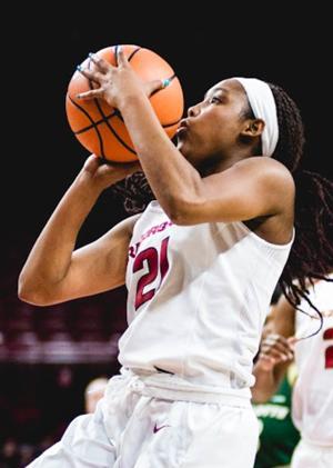 Women's Basketball Star Preparing to Start Next Chapter
