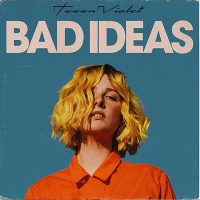 Tessa Violet Delivers Indie Flair on 'Bad Ideas'