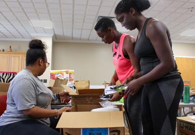 Bahamian Students Raise Money, Aid to Send to Bahamas