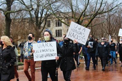 Anti-Racist Protest 3/13