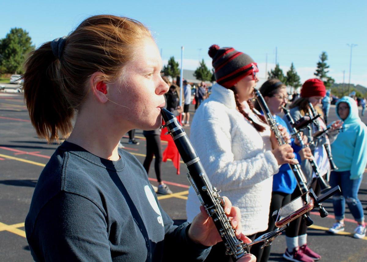 Custom Ear Plugs Help Fix Acoustic Problems For Some Marching Band Members
