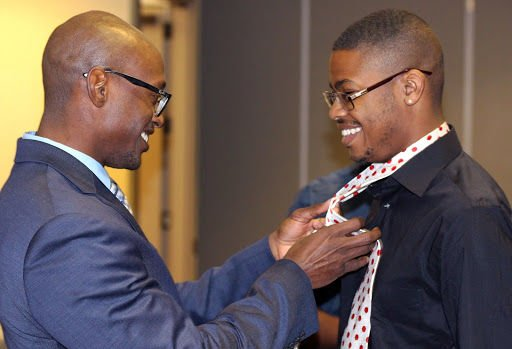 National Pan-Hellenic Council Offers Networking Through Tie-Tying Event