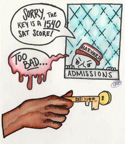 Harvard Op Cartoon