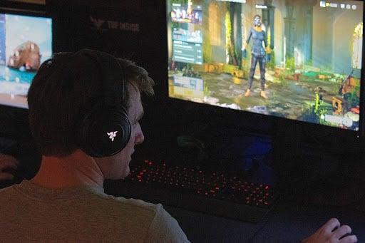 UA Gamers Find Community at Marathon Gaming Event