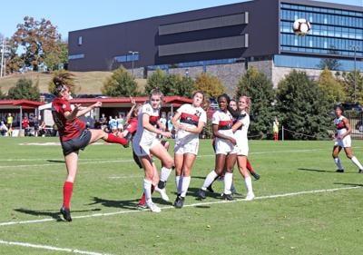 Georgia Bulldogs Stop Razorback Soccer Winning Streak With Overtime Draw
