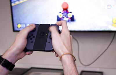 Gaming pic