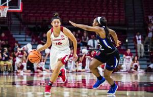 Love of Game, Basketball Pedigree Inspires Sophomore