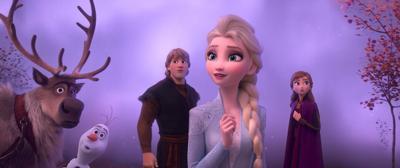 Frozen II Courtesy