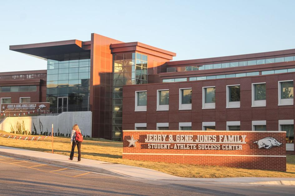 Image result for jerry jones student athlete success center