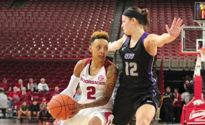 Arkansas Keeps It Tight, Falls to Arizona State Down the Stretch