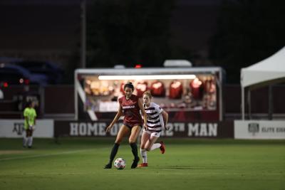 Soccer vs. A&M 9/24/21