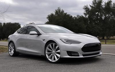 Tesla Model S: The Future of Sustainable Energy with Style