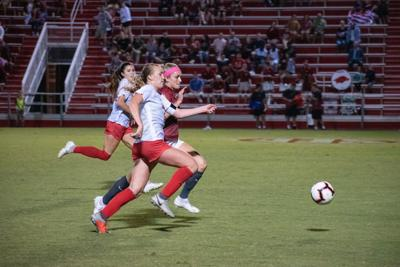 Razorback Soccer Bounces Back, Beats Ole Miss