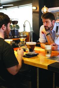 Onyx Coffee Lab Blacks out Arsaga's on Gregg