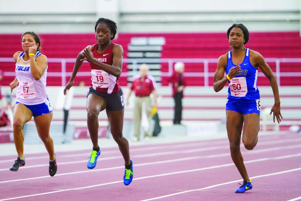 International Hogs: Track and Field