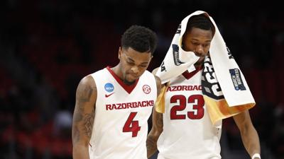 Daryl Macon and C.J. Jones