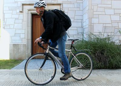Students in Favor of Maple Street Bike Lane Project