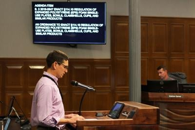 City Council Passes Styrofoam Ban