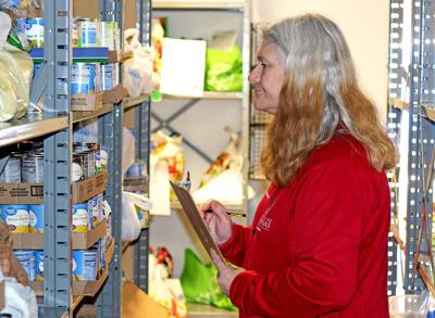 Alumna Thinks More Students Should Use Campus Food Pantry