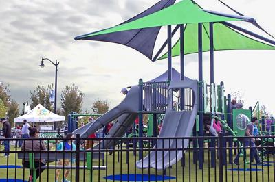 Bentonville Park Opens Inclusive Playground Accessible to All Children