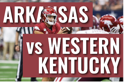 Arkansas Faces One of Its Own in WKU Game