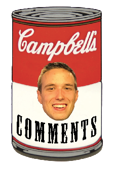 Campbell's Comments