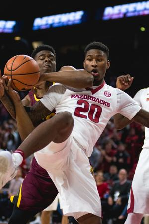 Hogs Set to Open Postseason As No. 6 Seed in SEC Tournament