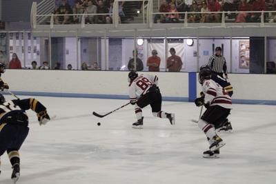 Hockey '21-'22 season opener