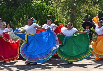 International Festival Dancers