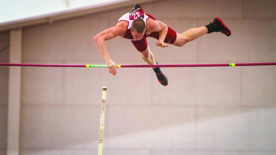 Irwin's Father, Family Friend Popularize Pole Vaulting