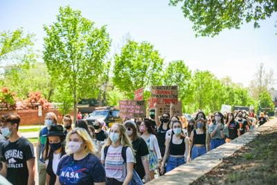 Protest April 30