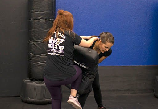 Women Practice Self Defense to Cope With Trauma